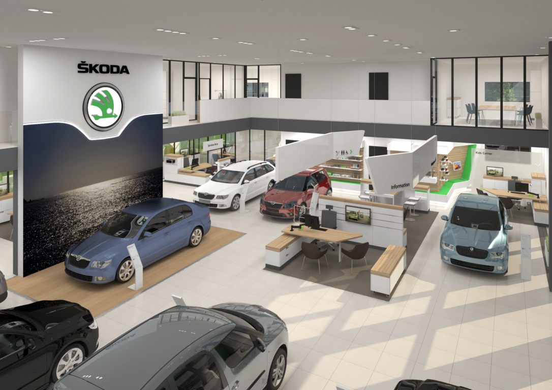 Skoda Reveals Plans To Update Dealerships Across The World