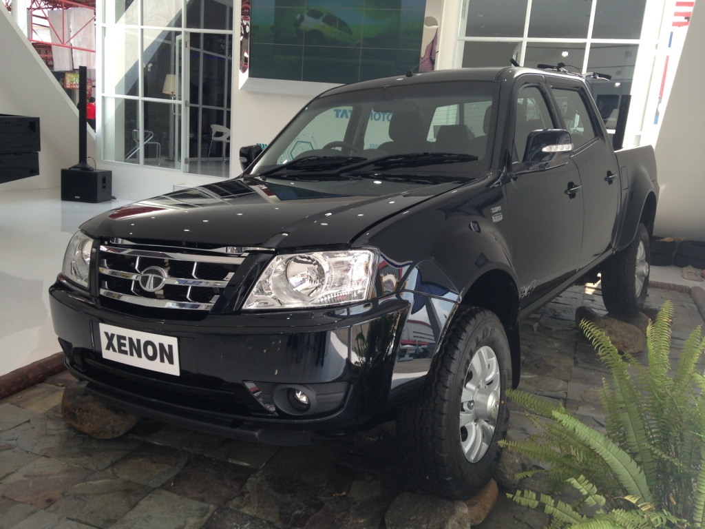 Tata Xenon Pickup launched in Indonesia