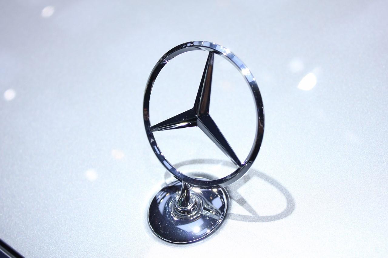 2015 Mercedes-Benz S600 at 2014 NAIAS star