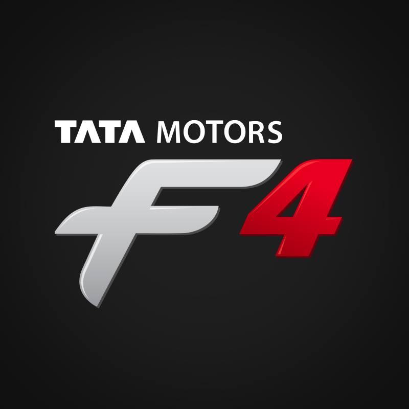 Tata Falcon 4 typeface