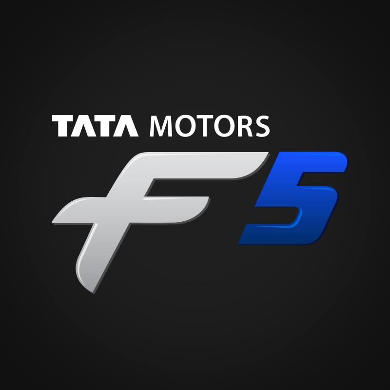Tata Falcon 5 typeface