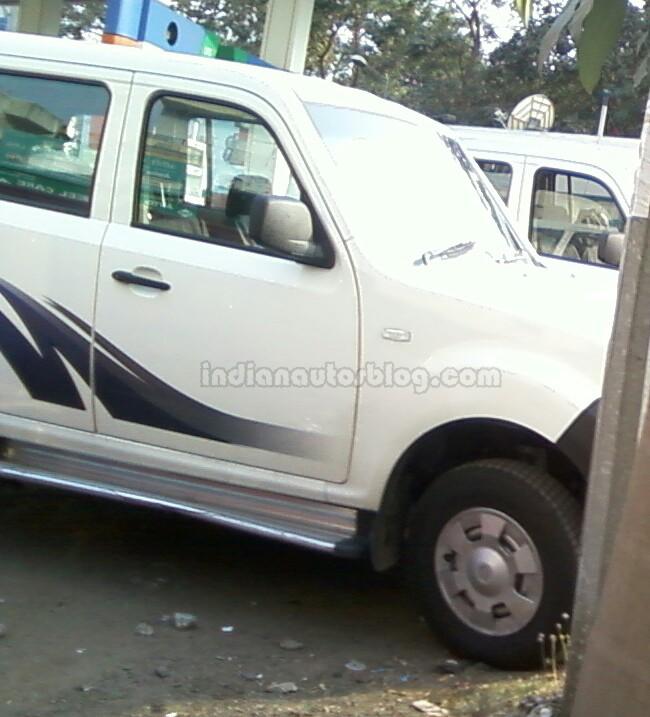 Tata Movus IAB spied front