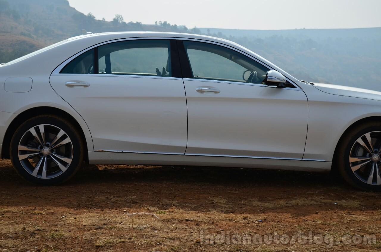 2014 Mercedes S Class review wheelbase