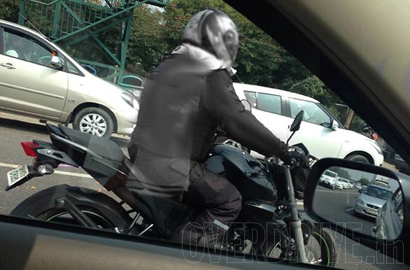2014 Yamaha FZ spied