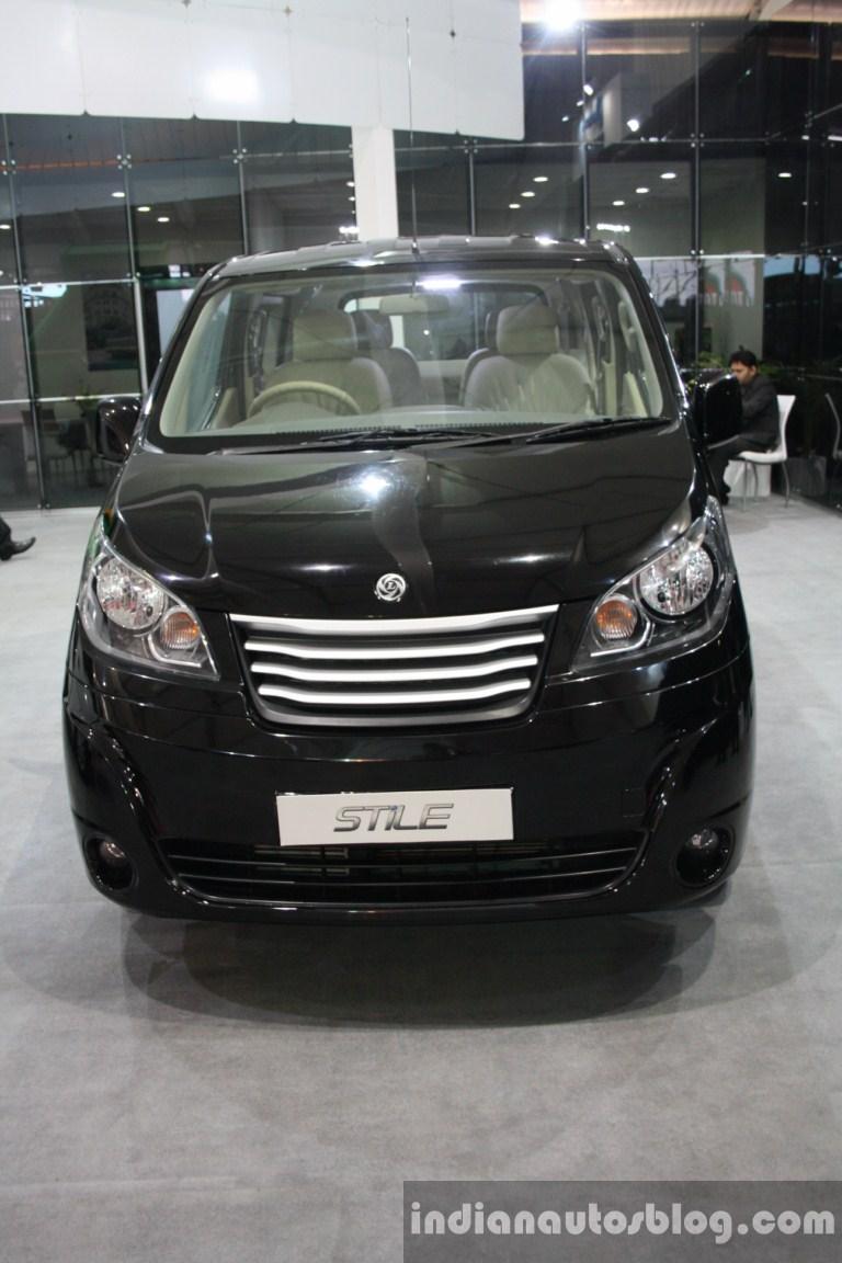 Ashok Leyland customised Stile front live