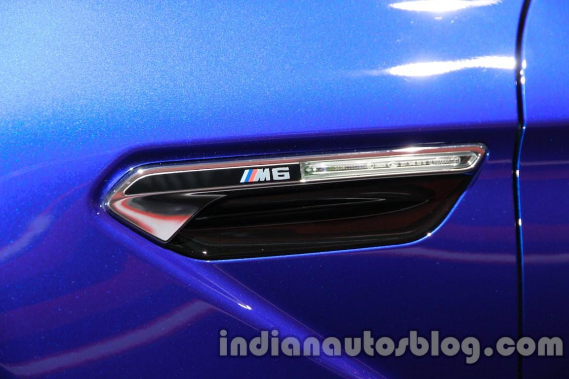 BMW M6 Gran Coupe M6 insert live