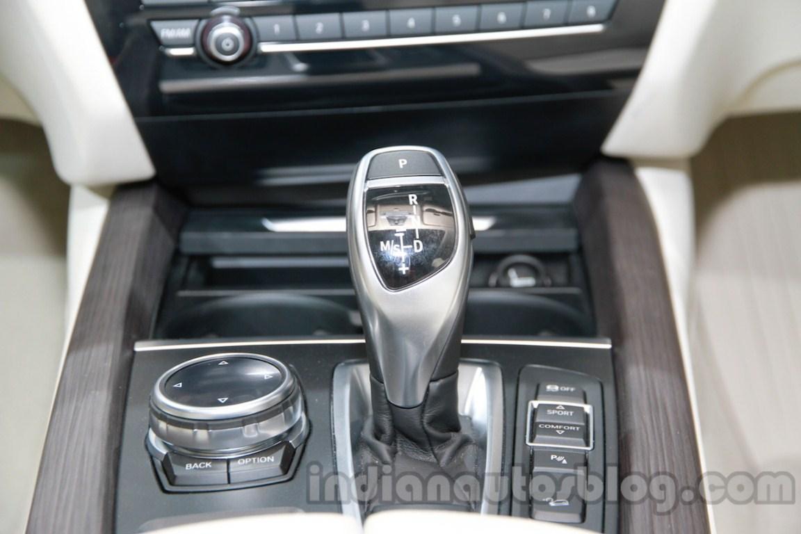 BMW X5 gear stalk live