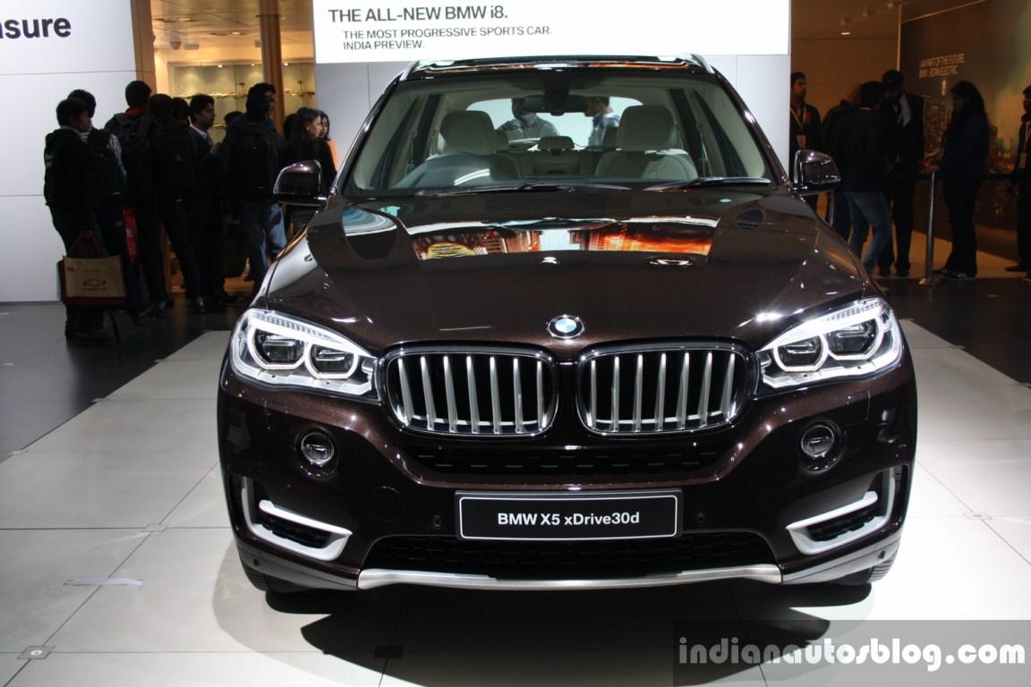 BMW X5 nose live
