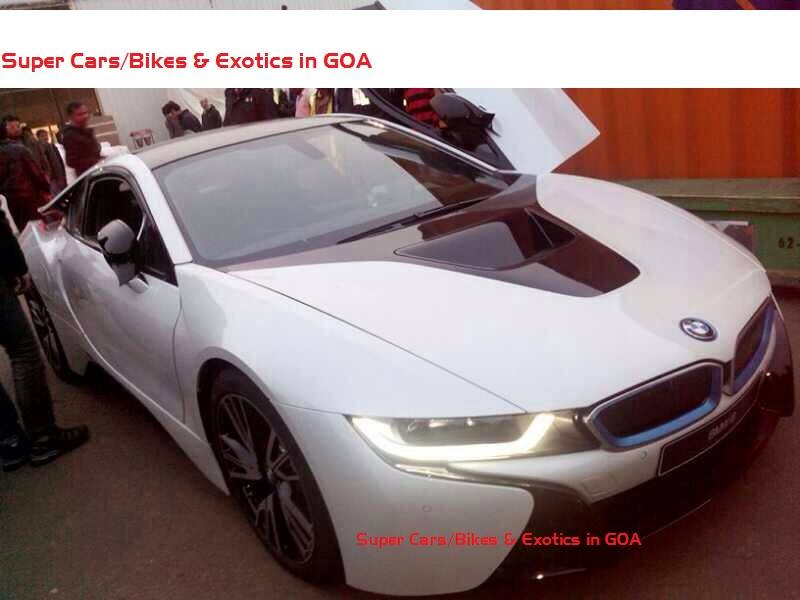 BMW i8 spied in India ahead of Auto Expo