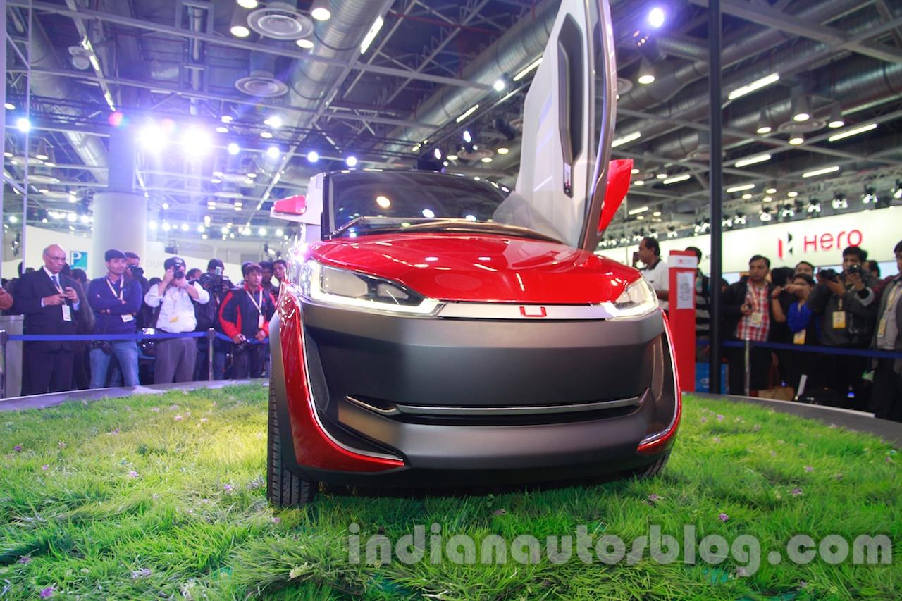Bajaj U-Car Concept front 3