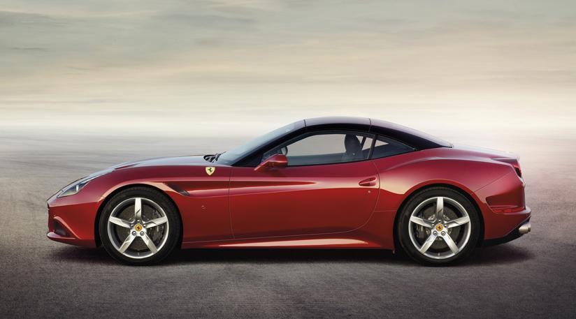 Ferrari California T top up