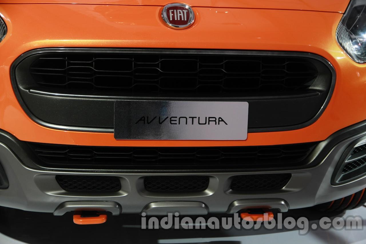 Fiat Avventura grille