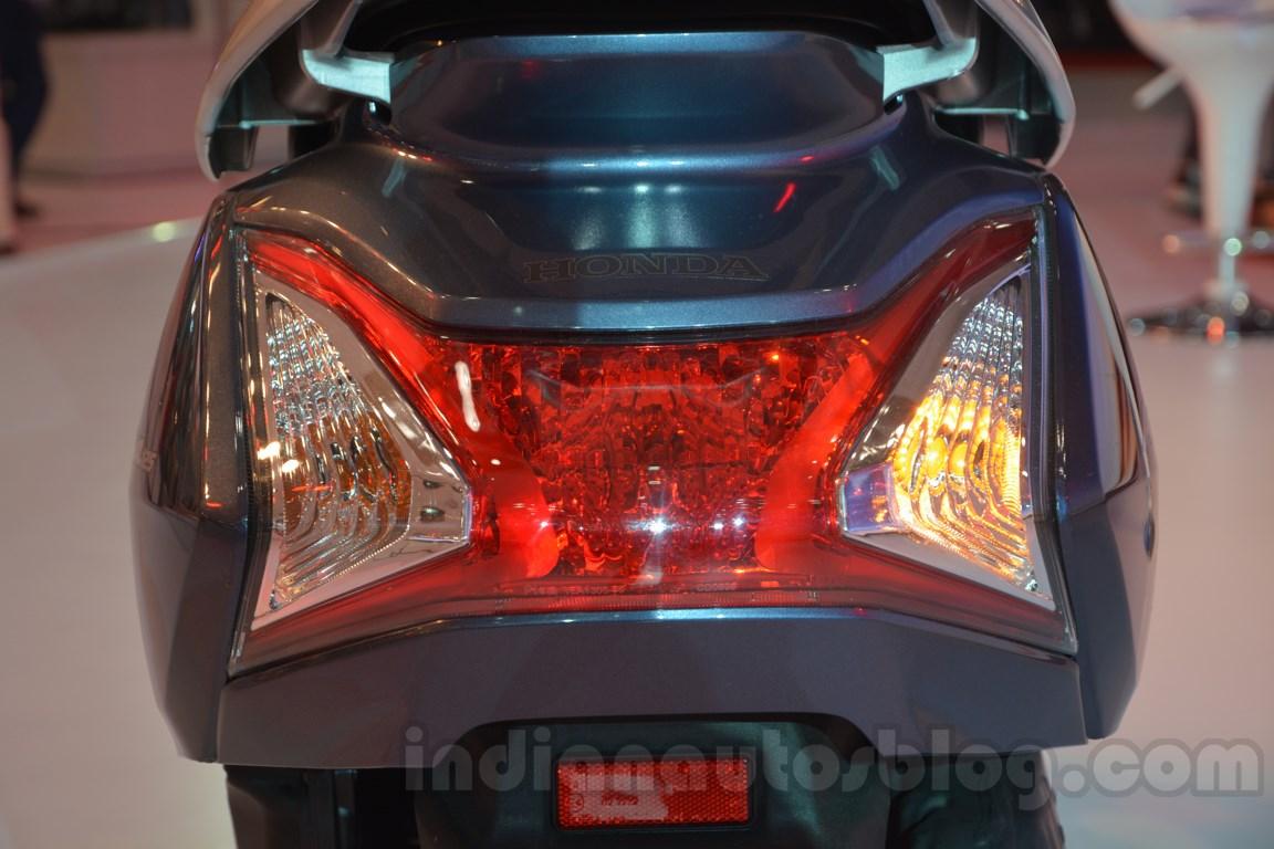Honda Activa 125 Auto Expo 2014 taillight