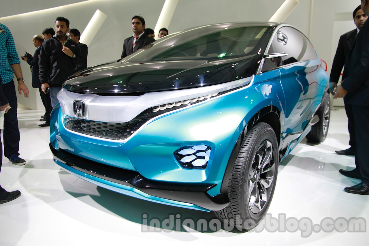 Honda Vision XS-1 front