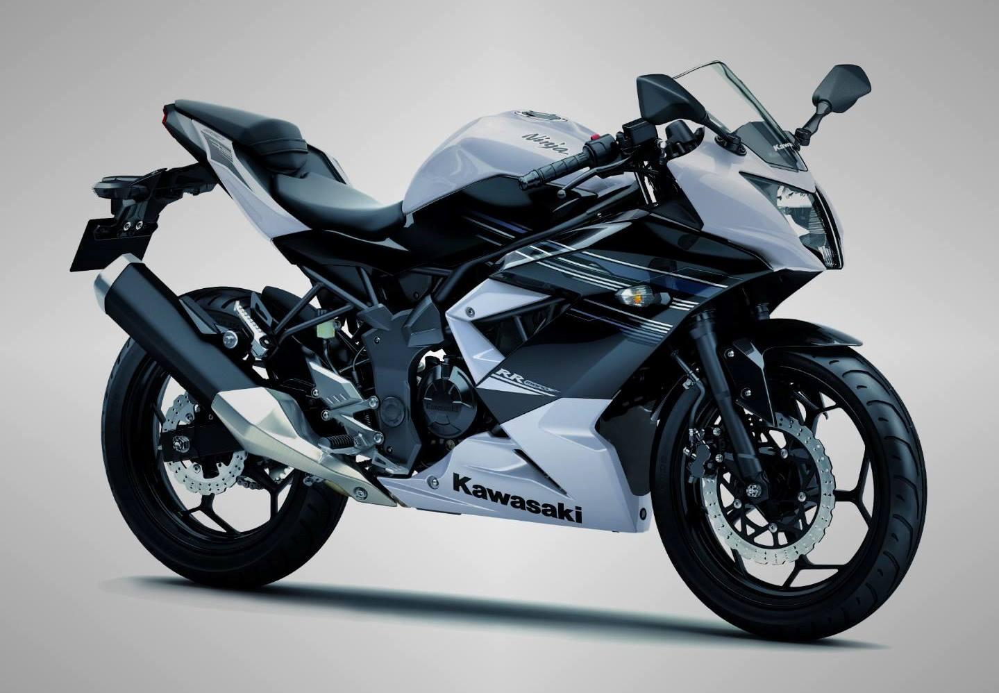 Indonesia - Kawasaki unveils single-cylinder Ninja 250 RR Mono ...