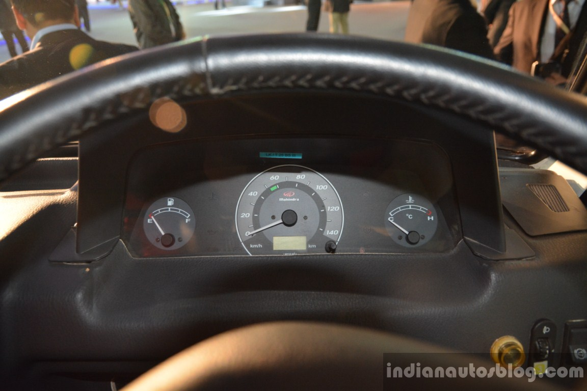 Mahindra Loadking Zoom container instrument cluster live