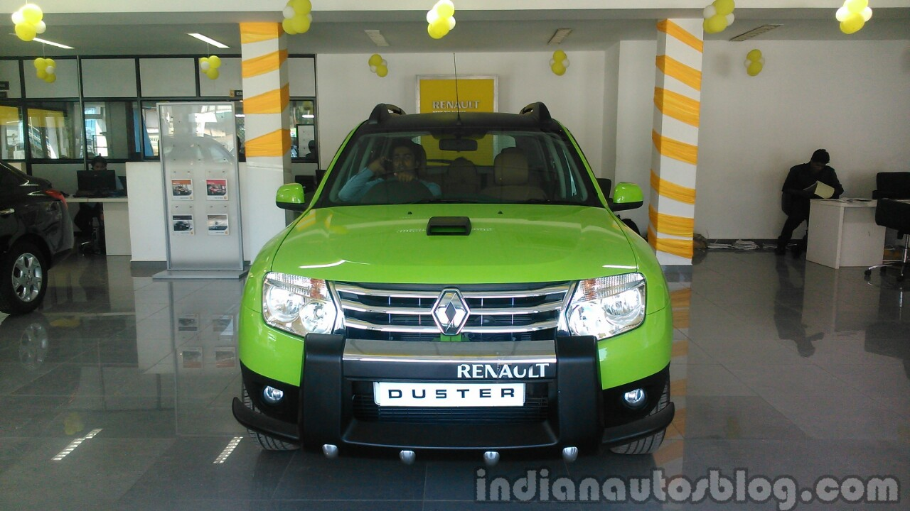 Renault Duster Joy Edition India