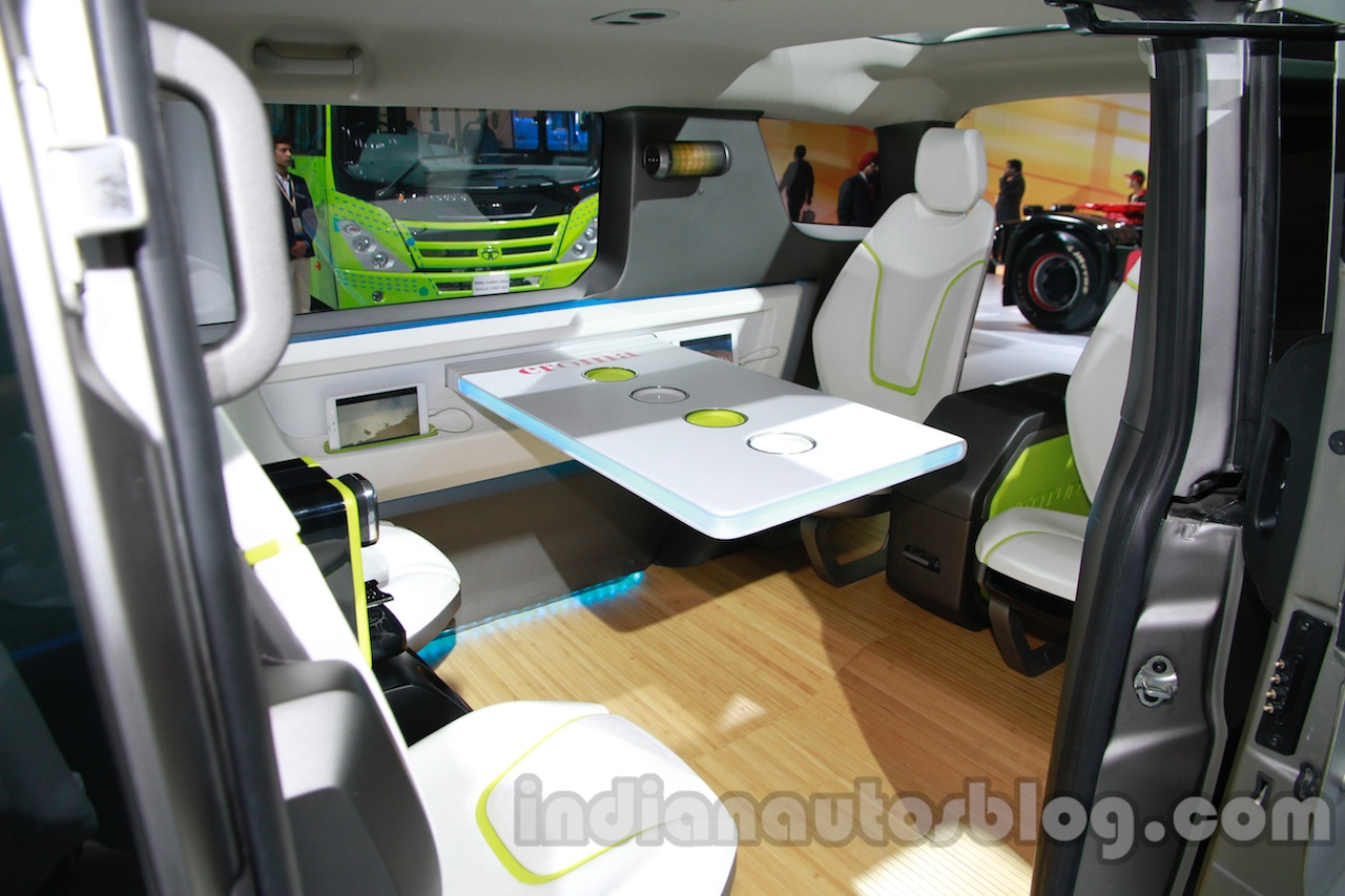 Tata ADD Venture Concept seating
