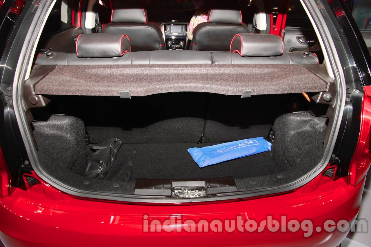 Tata Bolt launch images boot