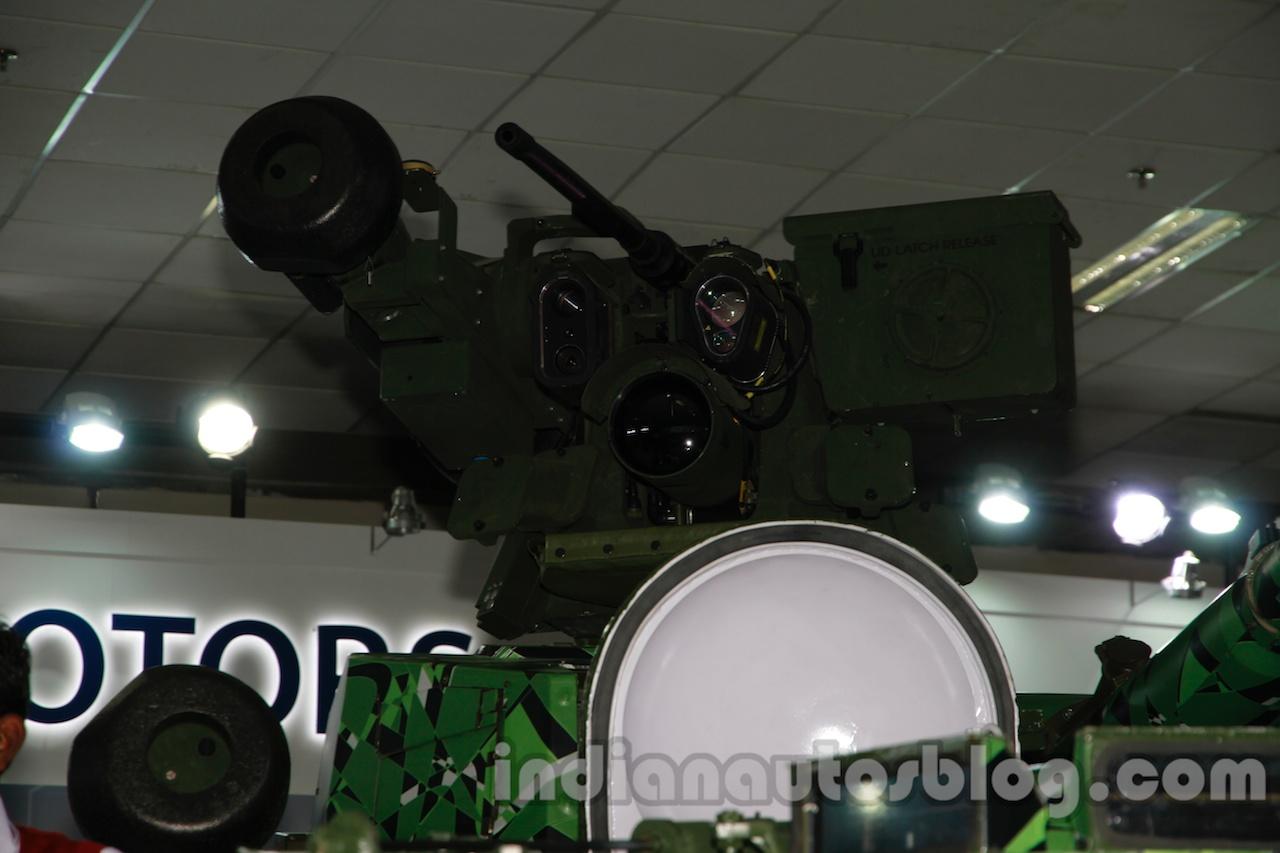 Tata Kestrel radar assembly detail live
