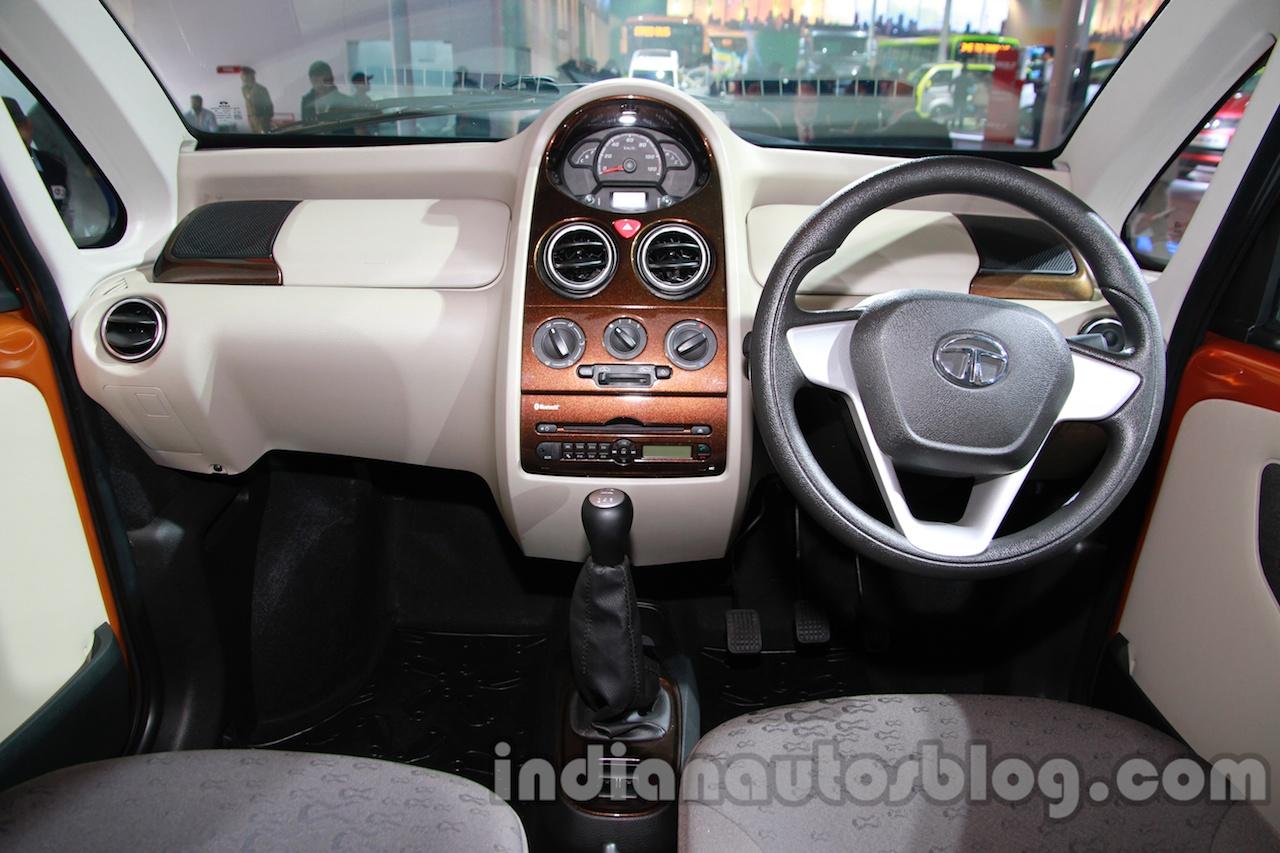 Tata Nano Twist Active Concept dashboard