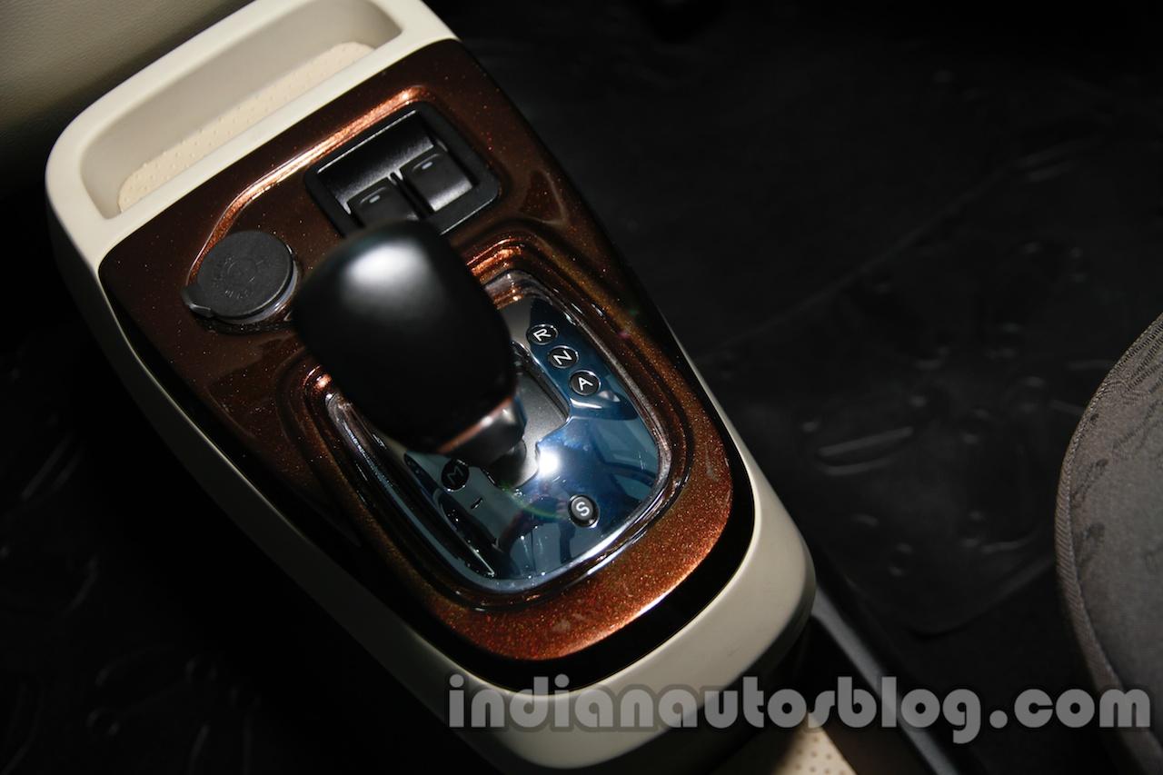 Tata Nano Twist F-Tronic Concept AMT