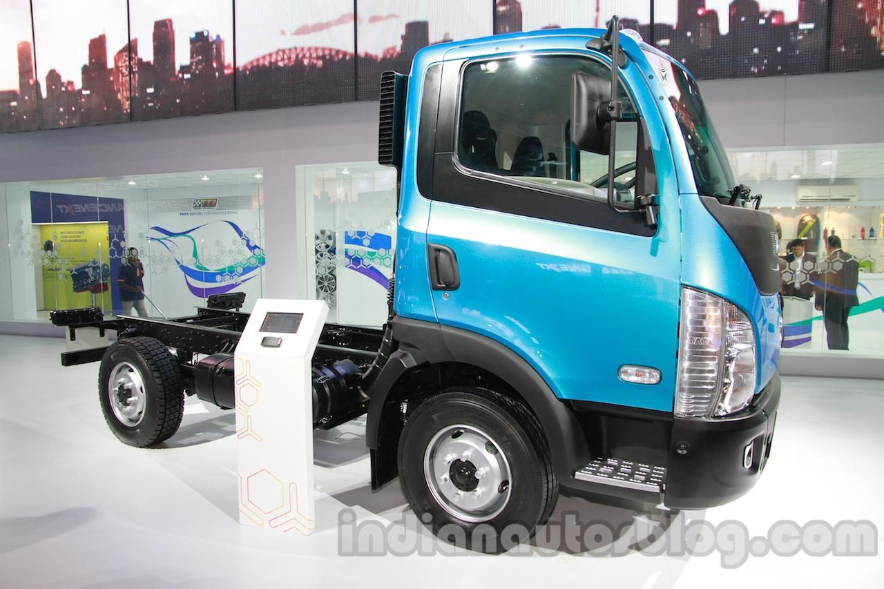 Tata Ultra 614 at Auto Expo 2014