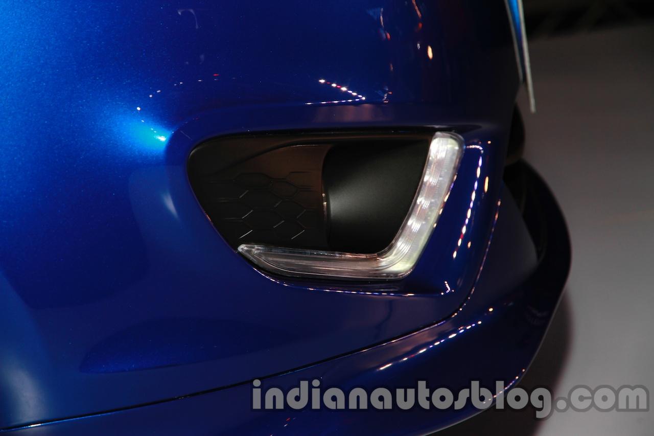 Tata Zest launch images foglight