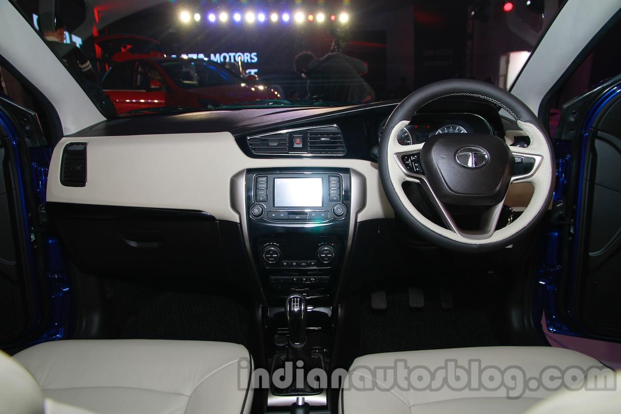 Tata Zest launch images interiors 2