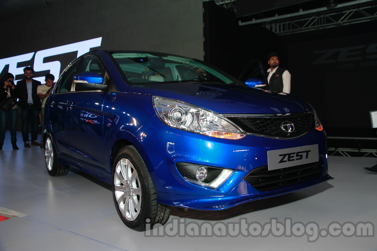 Tata Zest launch images