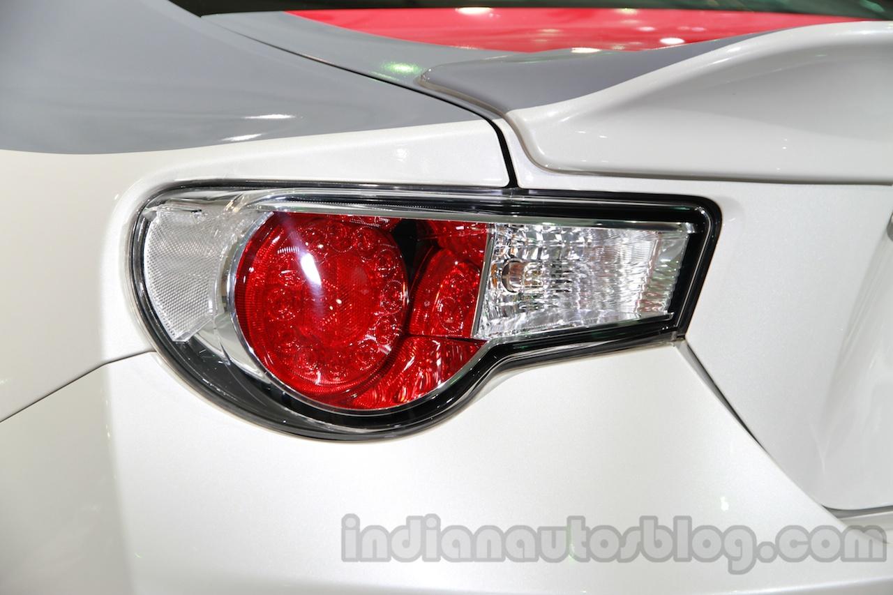 Toyota GT 86 Auto Expo taillight