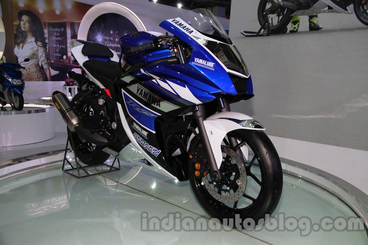 Yamaha R Upgrades