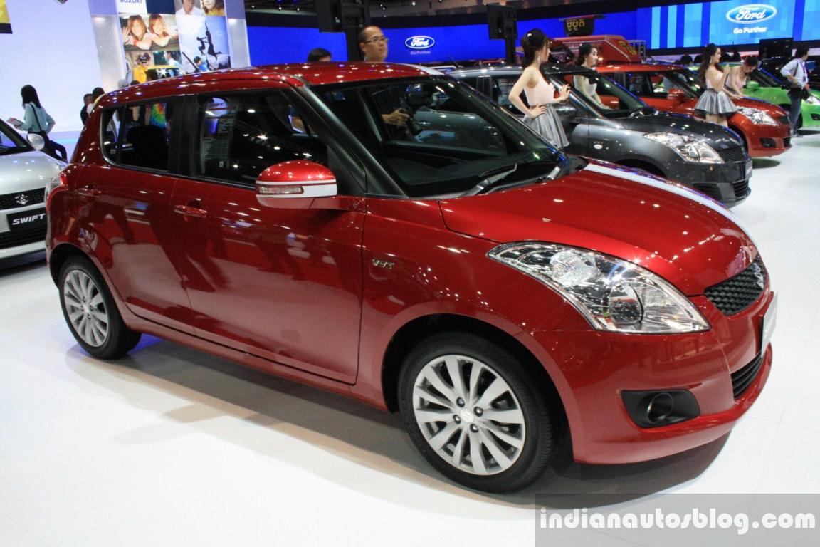 Suzuki Ertiga, Swift (India-made) launched in Philippines
