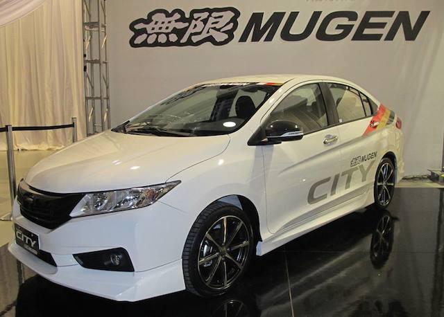 2014 Honda City Mugen edition