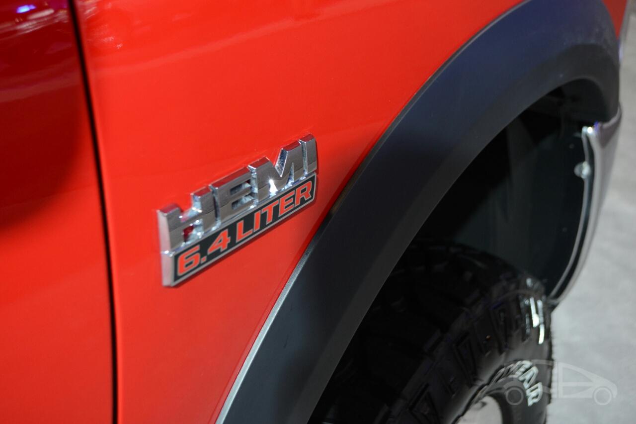 2014 Ram Power Wagon at 2014 NY Auto Show badge