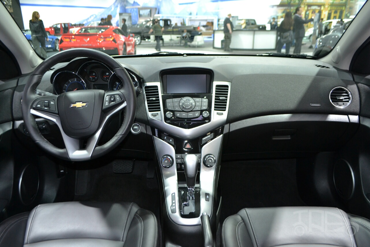new york live 2015 chevrolet cruze facelift