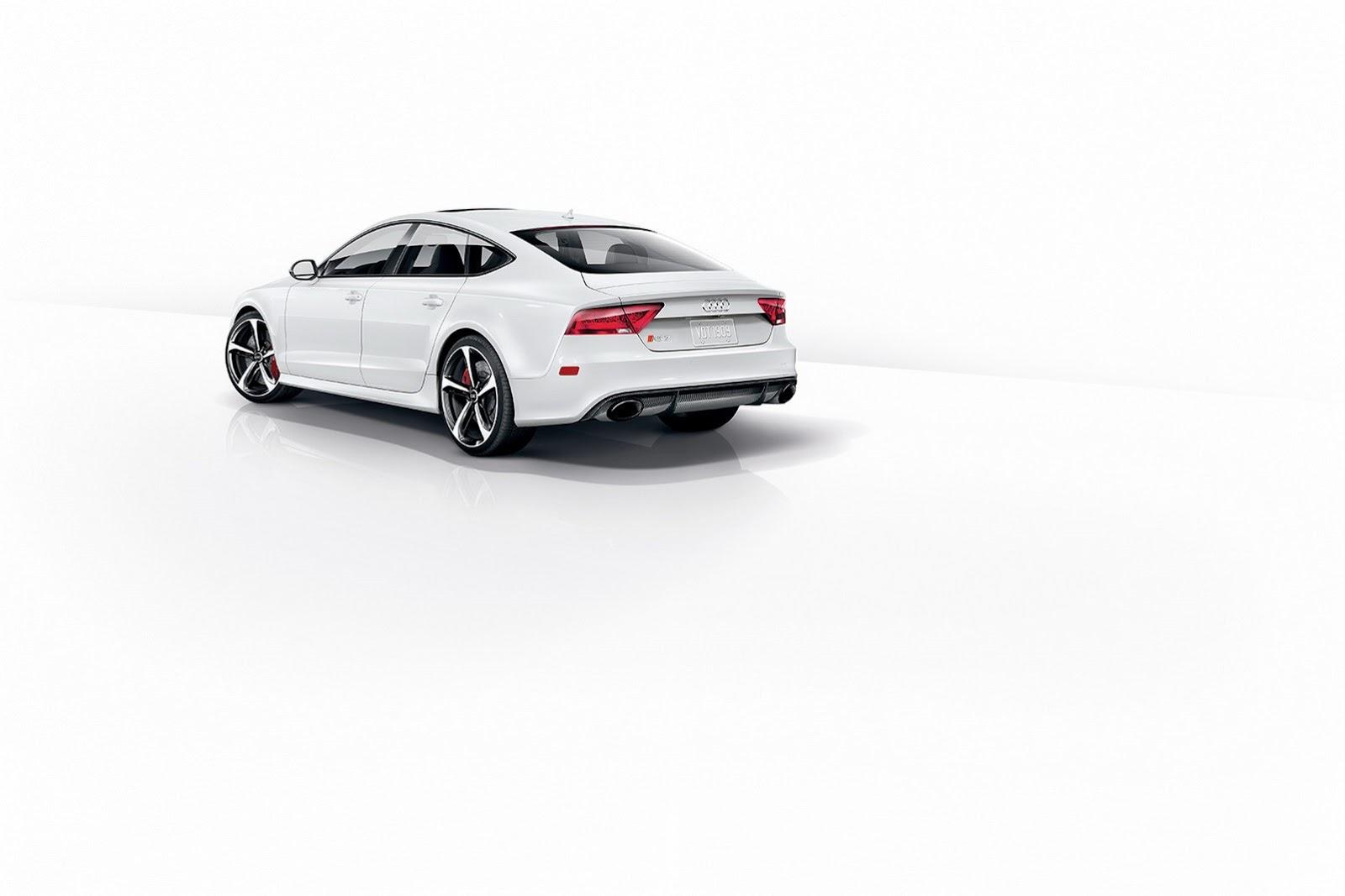Audi RS7 Dynamic Edition - rear three quarter
