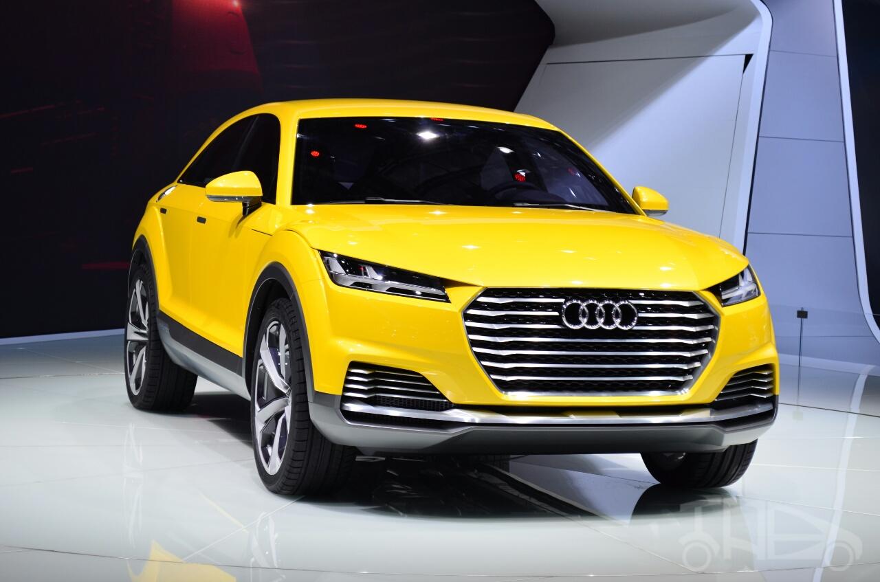 Next Gen Audi Q To Premiere At Detroit Motor Show - Audi detroit