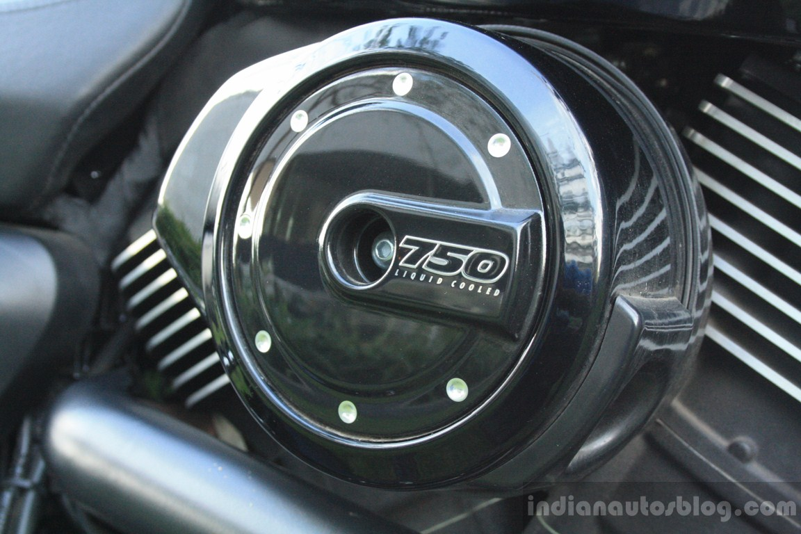Harley Davidson Street 750 engine cover