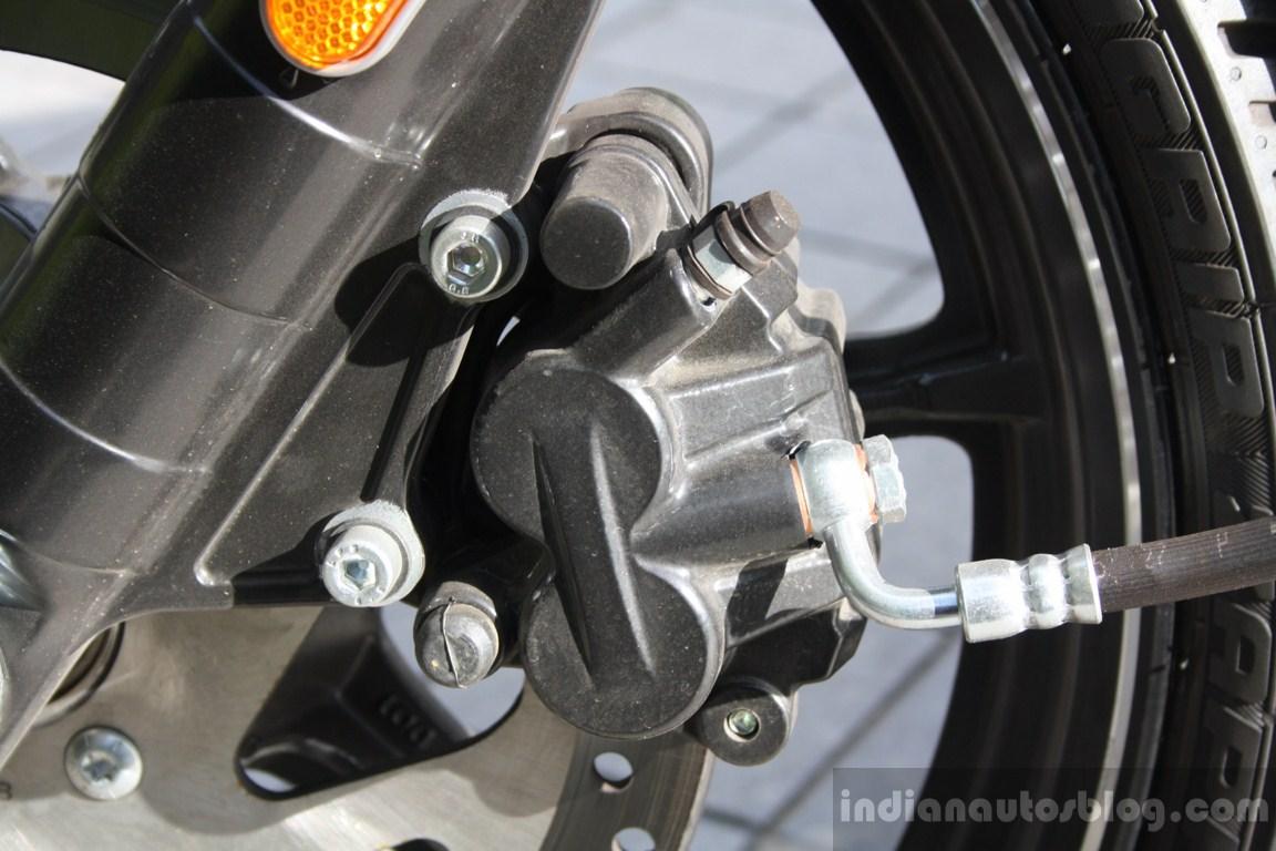 Harley Davidson Street 750 front disc brake caliper