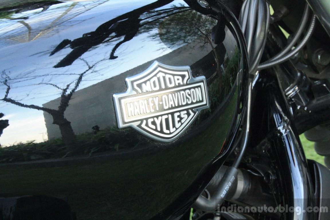 Harley Davidson Street 750 fuel tank