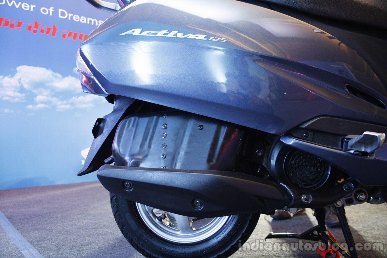 Honda Activa 125 silencer