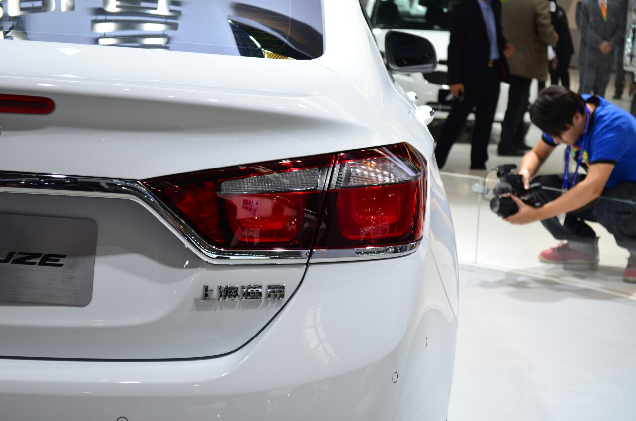 New Chevrolet Cruze taillight at Auto China 2014