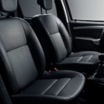 Nissan Terrano (Russia-spec) front seats press shot