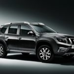 Nissan Terrano (Russia-spec) front three quarter press shot