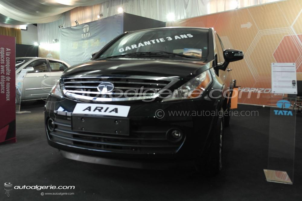Tata Aria at Algeria Motor Show