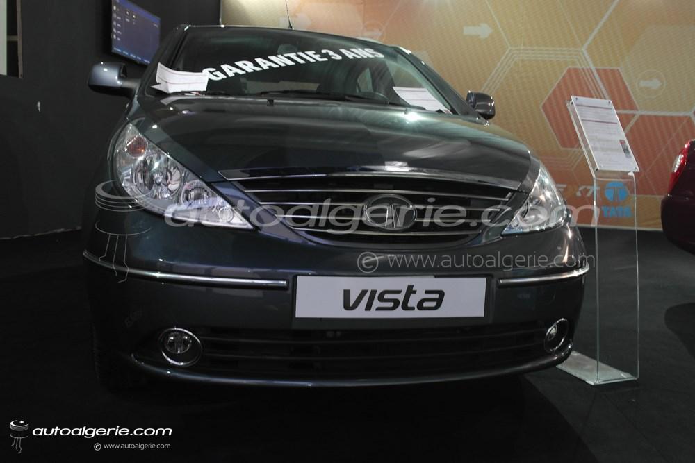 Tata Vista at Algeria Motor Show