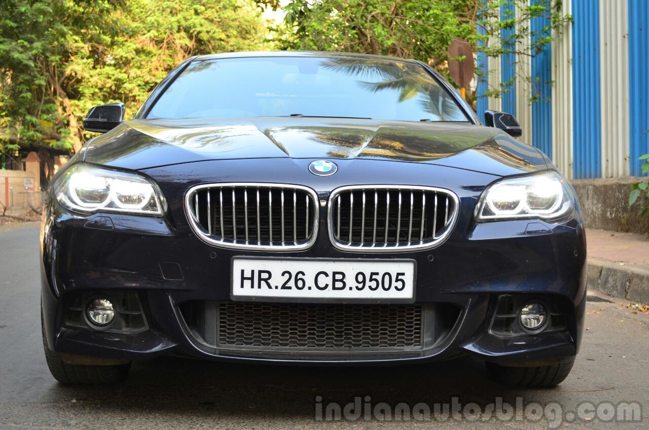 2014 Bmw 5 Series Review 530d M Sport