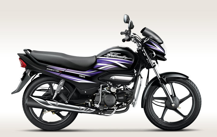 Dispatch of hero passion pro ismart super splendor ismart - Hero splendor ismart mileage per liter ...