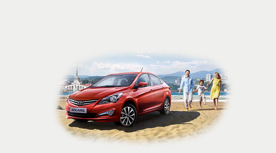Hyundai Solaris facelift Russia press shots